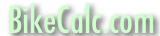 BikeCalc.com - Fixed Gear Calculator